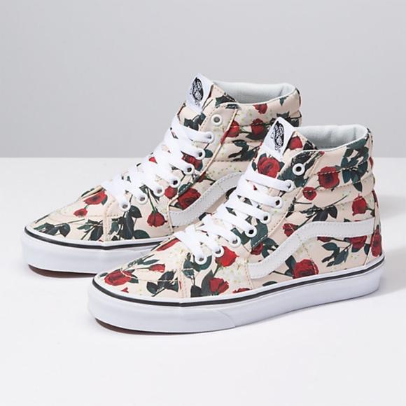 Roses Sk8hi High Top Sneaker | Poshmark